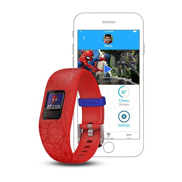 vívofit® jr. 2 Marvel Spider Man